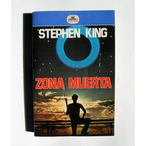 Stephen King Zona Muerta Libro Mexicano 1989
