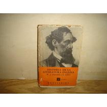 Historia De La Literatura Inglesa - W. J. Entwistle