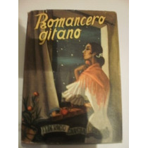 Romancero Gitano De Federico Garcia Lorca Editorial Diana