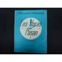 Rosario Sansores, Las Horas Pasan, Libro Y Revistas, México,