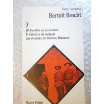 Bertolt Brecht Un Hombre Es Un Hombre El Cachorro D Elefante