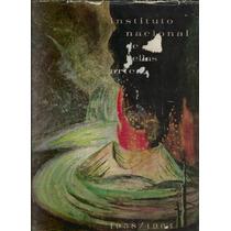Libro Memoria Del Instituto Bellas Artes 1964