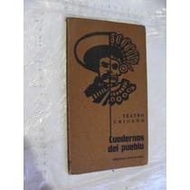 Libro Cuadernos Del Pueblo , Teatro Chicano , Año 1976 , 75