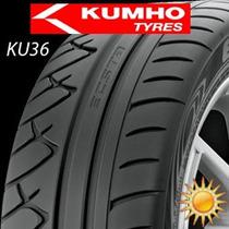 Llanta 215 45 R16 Kumho Ku36 (^_^) Ibiza / Audi 215/45 R16