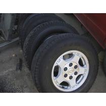 Rines/llantas 16 Cheyenne $1600 C/u Tahoe,silverado Jgo 6400