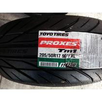 Llantas 205/50/17 Toyo Tm1 El Mejor Precio