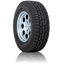 Llanta P245/75 R17 110s Open Country A/t Toyo Tires