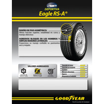 245/50r20 Goodyear Eagle Rs-a 102v
