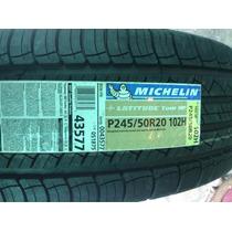 Llantas 245/50/20 Michelin Latitude Tour. Nuevas Sin Rodar.