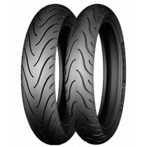 Juego De Pilot Street Michelin 100/80/17 Y 130/70/17
