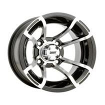 Rin 12x7 2+5 4/110 Atv Douglas Wheels. Rines Cuatrimoto.