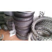 Llantas Moto Rin 17 , 18 Y Delanteras Choper 19 Y 21