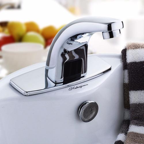llave automatica con sensor infrarrojo para ba o lavabo