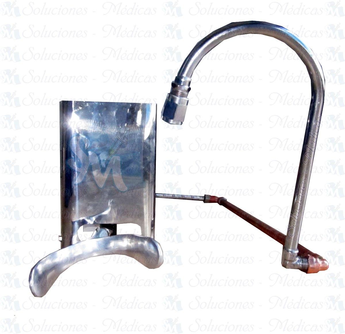 Llave de rodilla para lavabo de cirujano env o gratis for Llaves rusticas para lavabo