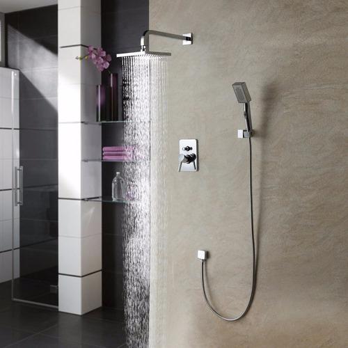 Llaves para regadera de ba o for Llaves para duchas sodimac