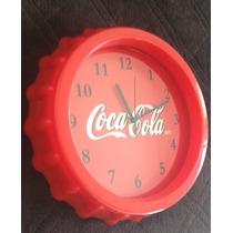Reloj Coleccionable De Coca Cola Original