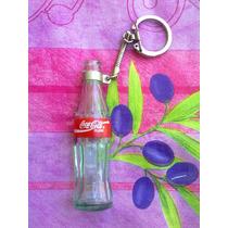 Coca Cola Botellita De Llavero