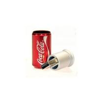 Memoria Usb 4 Gb Estilo Coca Cola Llavero Hm4