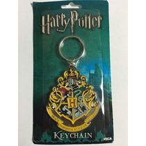 Llavero Harry Potter Escudo Hogwarts Original Neca