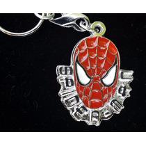 Spiderman Precioso Llavero Metalico Hombre Araña 0989