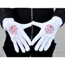 Fullmetal Alchemist - Guantes Roy Mustang