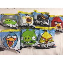 Llaveros 6 Piezas Gamesa Angry Birds 2012