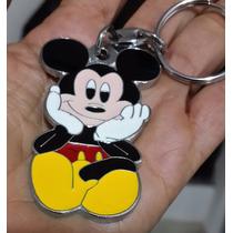 Mickey Mouse Precioso Llavero Metalico Mickey Mouse 0949