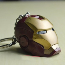 Llavero Iron Man Civil War Los Vengadores Marvel Comics Geek