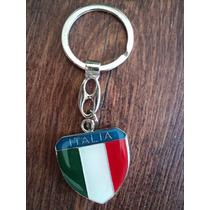 Llavero Italia Italiano Recuerdo Soccer Mundial Souvenir