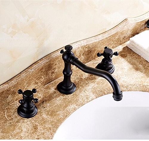 Baños Estilo Antiguo:Llaves Para Baño Grifo Lavabo Estilo Antiguo Bronce – $ 1,69900 en