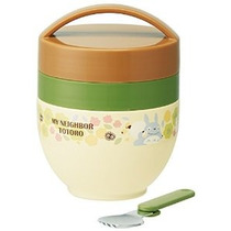 Cafe Tazón Jar Caliente Lunch Box 540ml Mi Vecino Totoro Jar