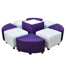 Mueble Lounge, Omega, Modelo Nuevo Mobydec, Salas Lounge,