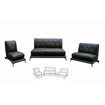 Salas Modernas Minimalistas Sillones Sofa Individual Emo