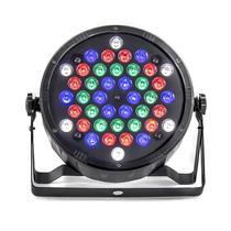 Luz Disco Par 42 Leds Rgbw Dmx 7 Canales Audioritmica Dj