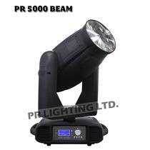 Cabeza Movil Pr Lighting Spot Con Flight Case, Pr-5000s