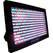 Luz Disco Led Rectangular 288 Led Ultrabrillante Oferta!