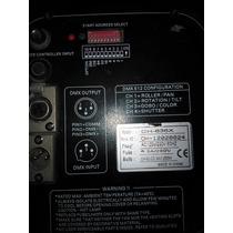 Scan 250 Watts Chauvet Navigueytor Plus. Remate