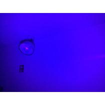Lampara Luz Negra Led 100 Watt Uv Fiesta Neon Blanco Violeta