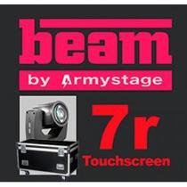 Par De Beam Wash Touchscreen 7r En Case