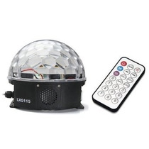 ## Crystal Ball, Usb, Mp3, Audio Ritmica, Control Remoto ##