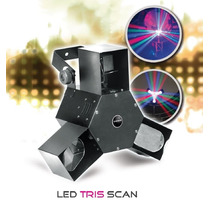 Luces Led Tris Scan Sh-0372 Showco