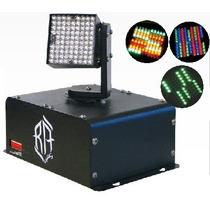 Luz Disco Led Cabeza Movil Dmx Automatico Digital Wash 7006