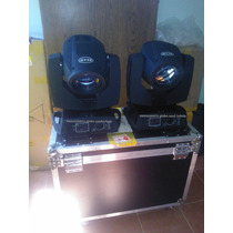 Sharpy Beam 200 Foco 5r Phillips De Platinum Case Y Envio