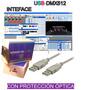 Interface Usb-dmx Interfaz 512 La Mas Fácil De Utilizar