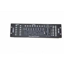 Consola Dmx 512, Controla Tu Iluminación 192 Canales