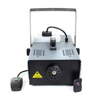 Maquina De Humo 1200w Alcance 3m Control Inalambrico Luz Dis