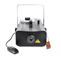 Maquina De Humo 1500w Alcance 12m Control Inalambrico Luz Di