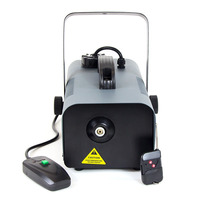 Maquina De Humo 900w Alcance 10m Control Inalambrico Luz Dj