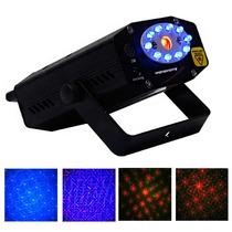 Audiobahn Laser Disco 200mw Triple Efecto Luz Negra Ycontrol