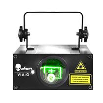 Luz Laser 1 Color Verde Audioritmica Dmx Luz Disco Dj